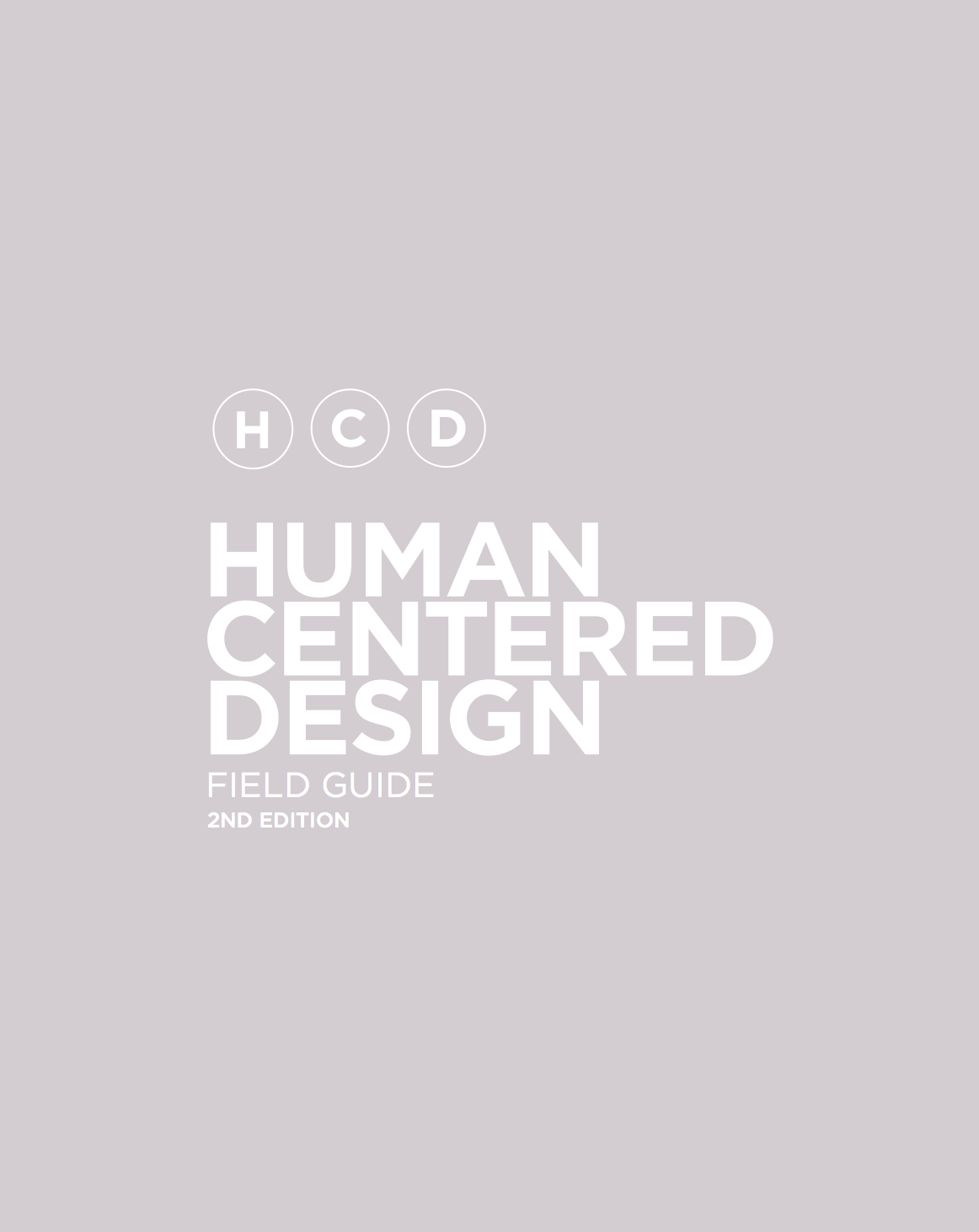 -Human Centered Design by IDEO.org-